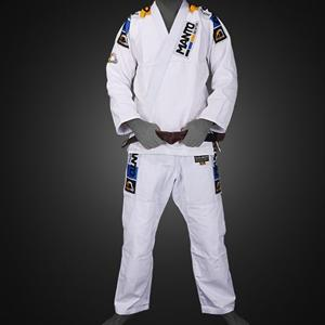 Manto Champ 3.0 White BJJ Gi
